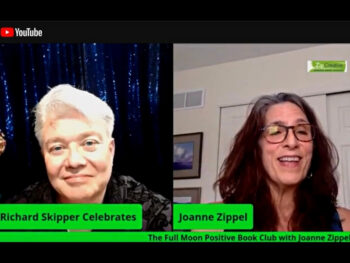 Creative career coach and producer Joanne Zippel interview with Richard Skipper on Richard Skipper Celebrates about her producing career, founding Zip Creative, and how her coaching helps artists in the entertainment industry | Zip Creative | Zipcreative.net
