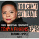 """Creative career coach Joanne Zippel Interview with Tonya Pinkins, host of You Can't Say That!"""" On Broadway Podcast Network-Part 2"""